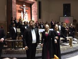 Click to view album: Millikin University Choir Concert - January 2016